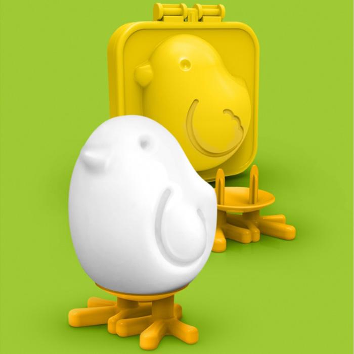 Äggform kyckling
