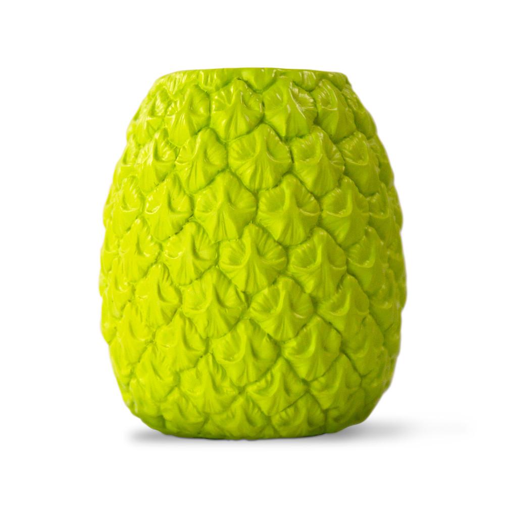 Ananas pennhållare Grön