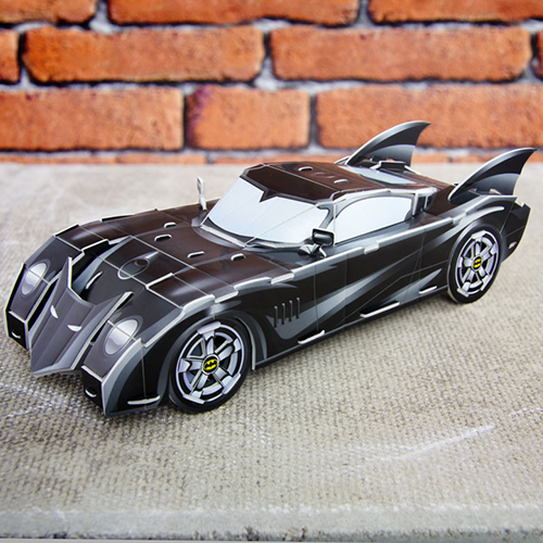 Batman  Batmobile 3D-pussel