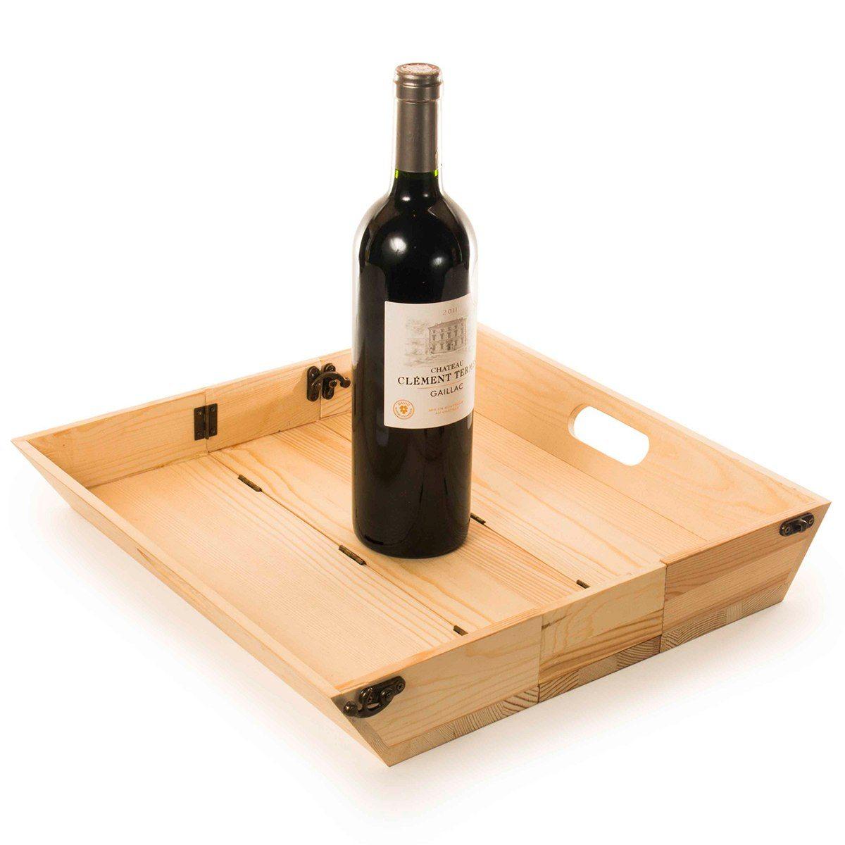 2 i 1 – graverad låda och bricka