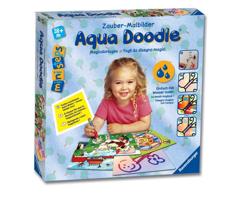 Aqua Doodle magitavla