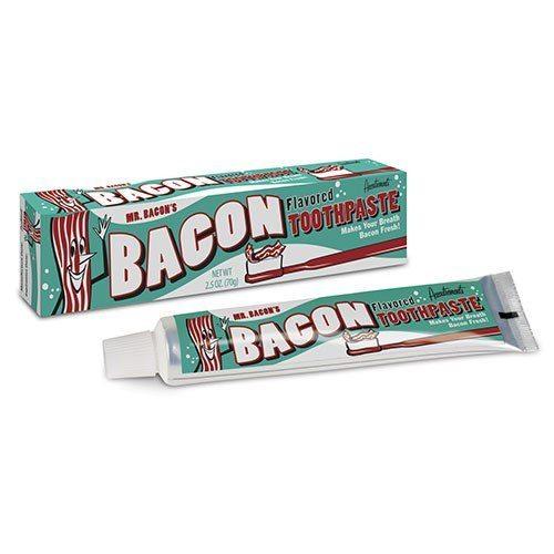 Bacon tandkräm