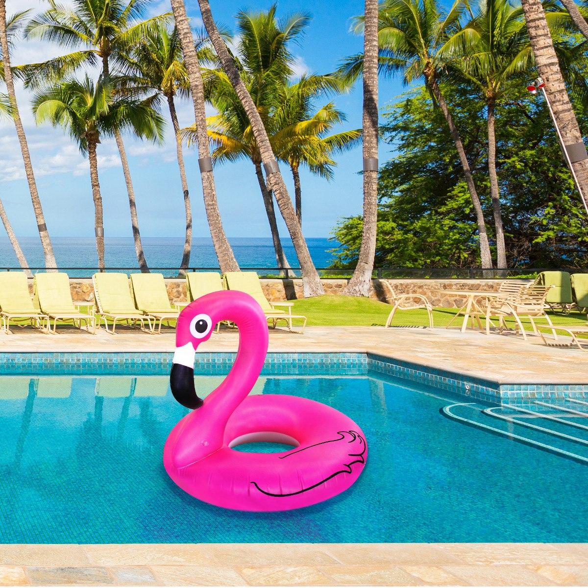 Badring Anka & Flamingo