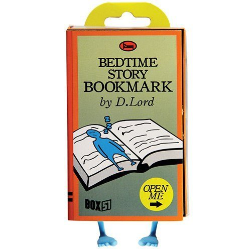 Bedtime Story bokmärke