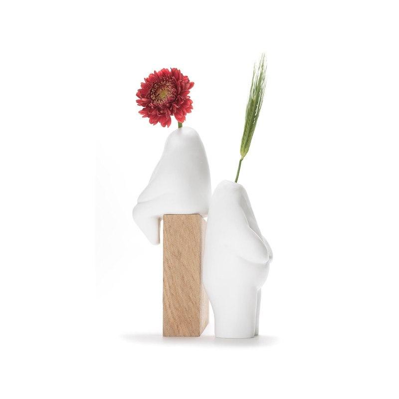 """Blomstervas """"Flowerman"""