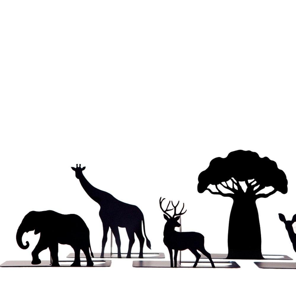 Bokstöd djungel