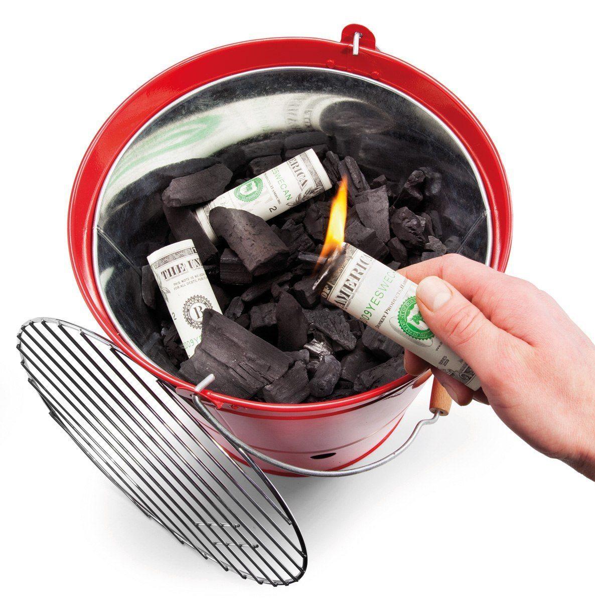 Burn your Money tändare