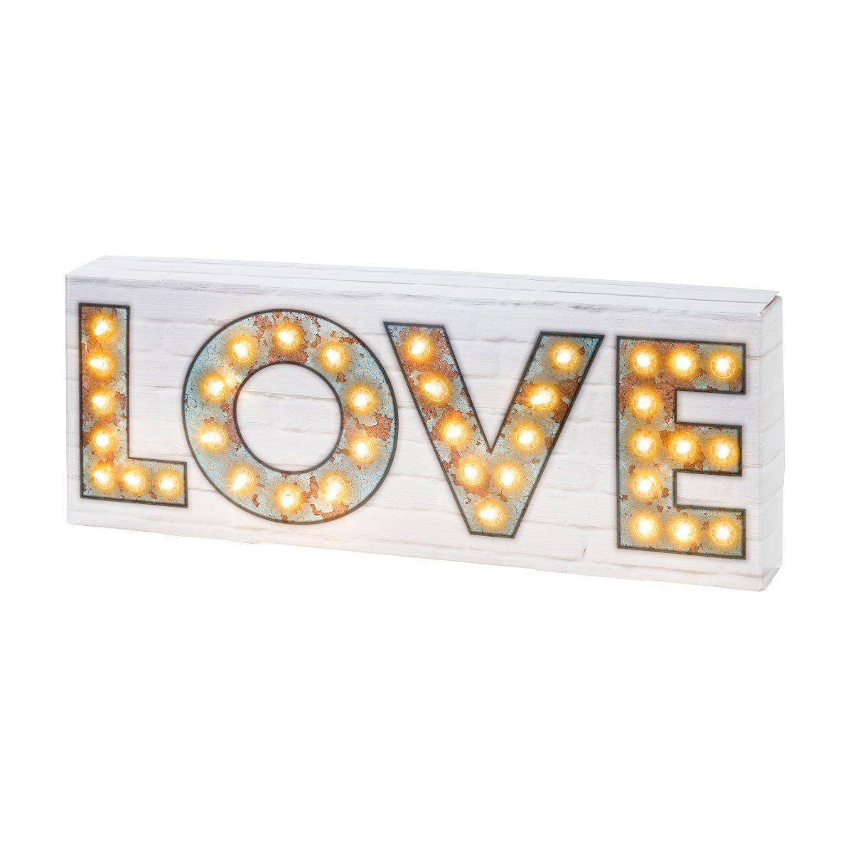Chic Love Lampa
