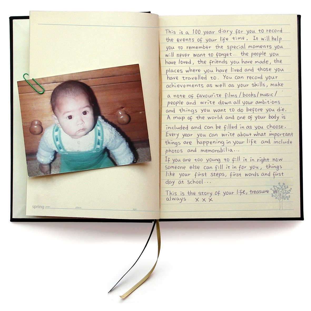 Dagbok - My Life Story