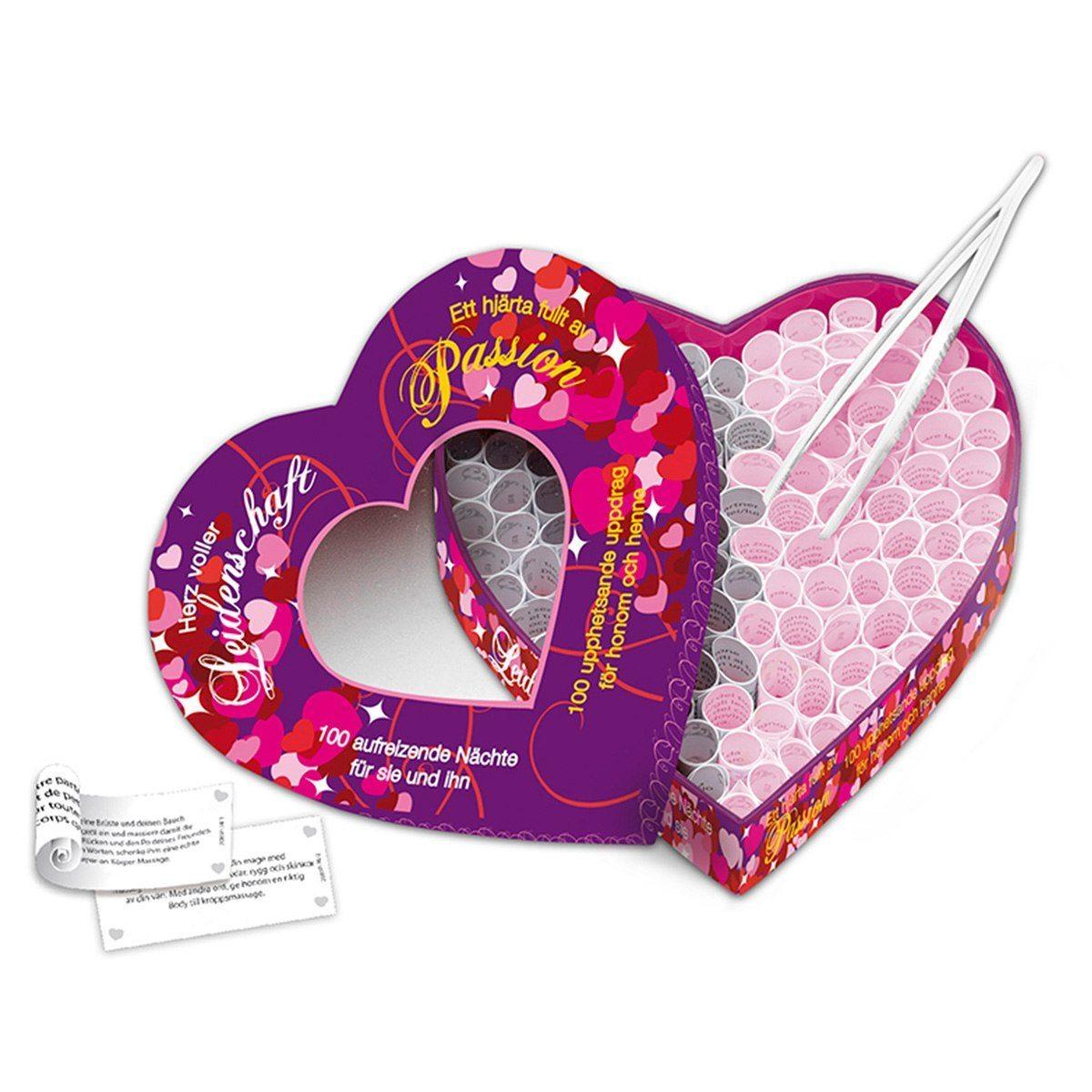 Erotic Heart – ett hjärta fyllt med passion