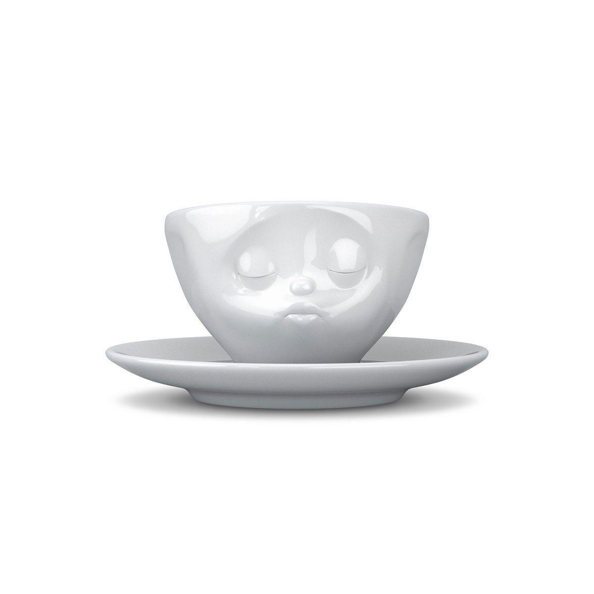 Espressokoppar med karaktär
