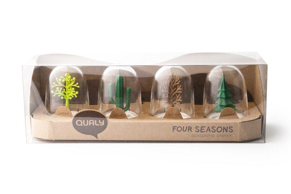 Gewürzmenage Vier Jahreszeiten verpackt