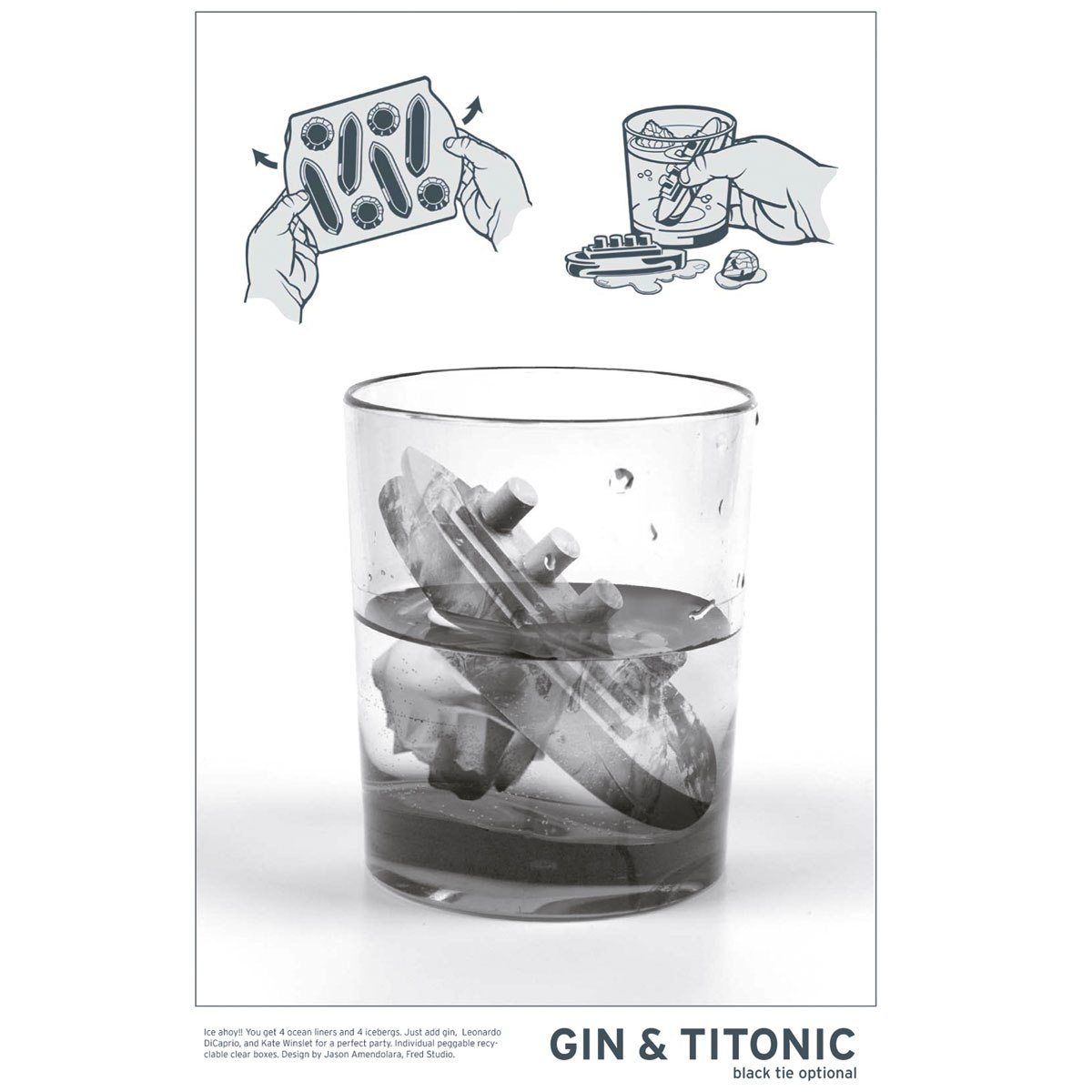 Gin & Titonic Isform