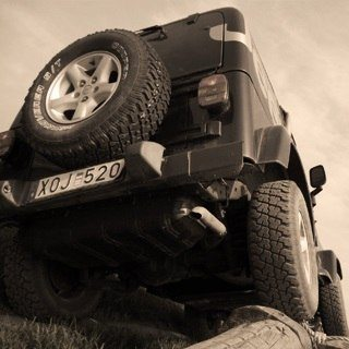 Great offroad adventure - Back