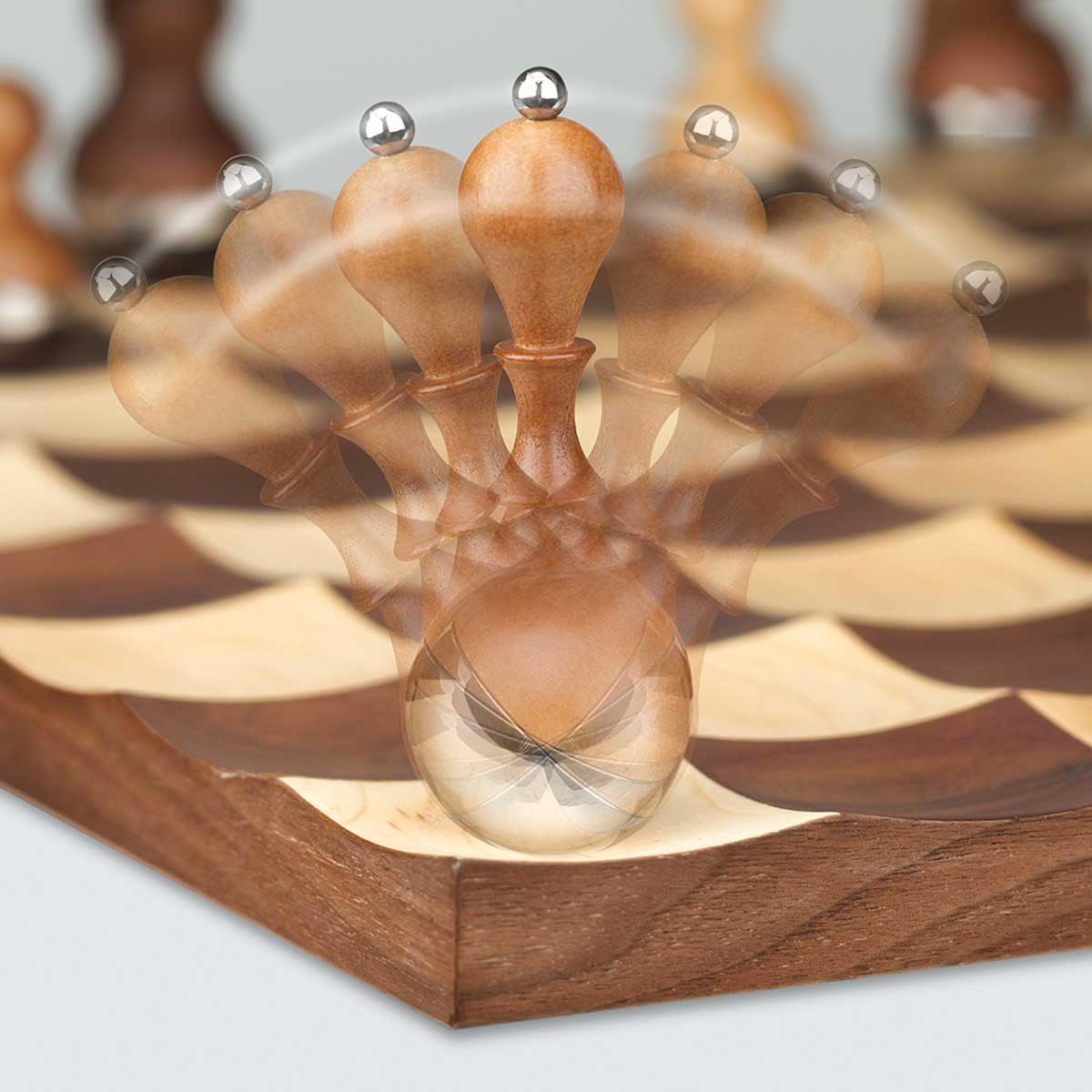 Gungande schackbräde