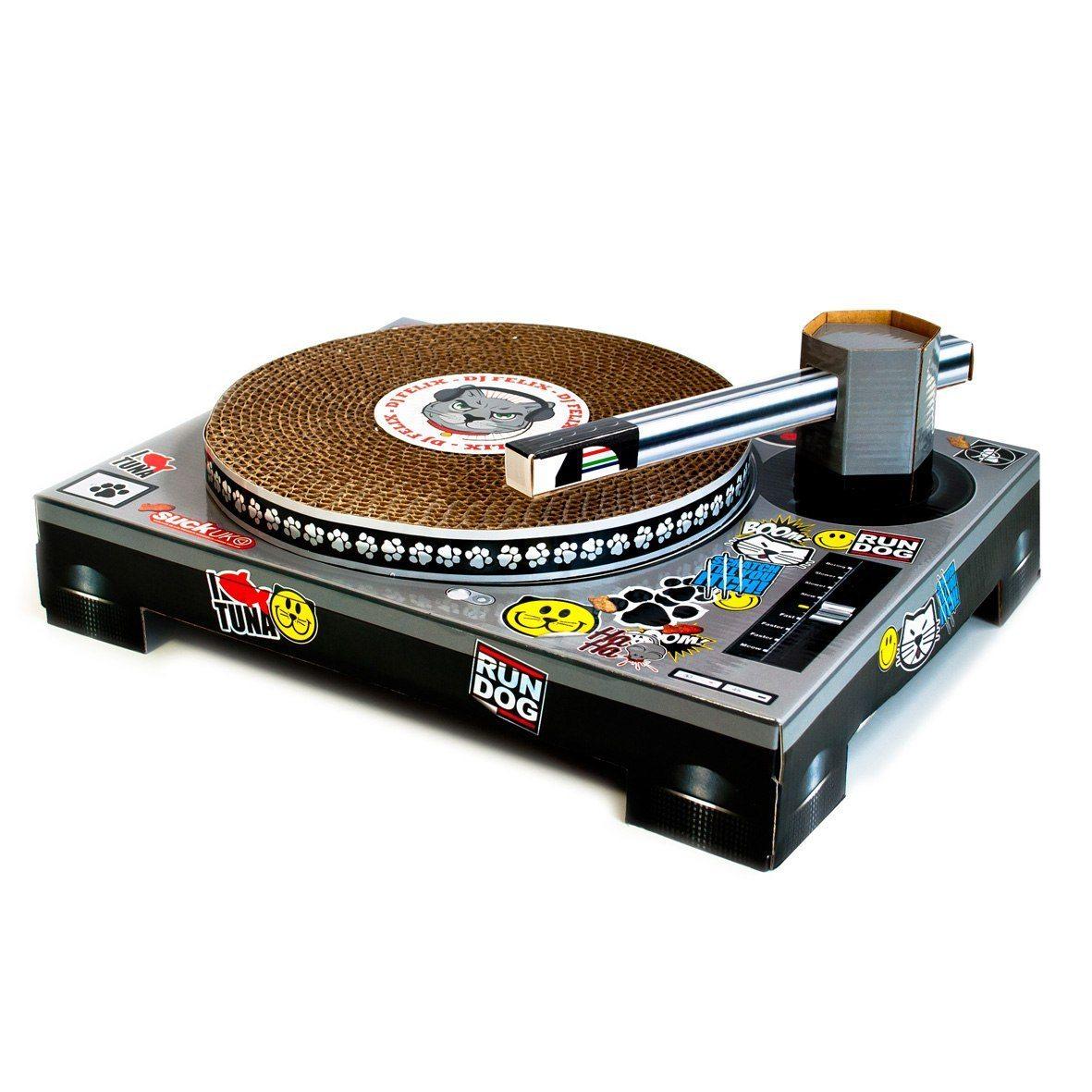 Klösbräda - Vinylspelare