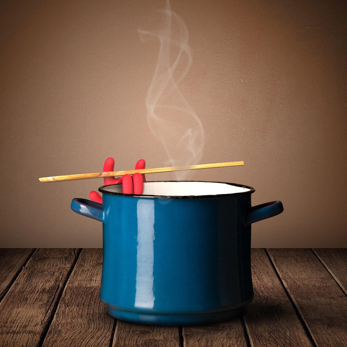 Kökshjälte- matlagningsassistent