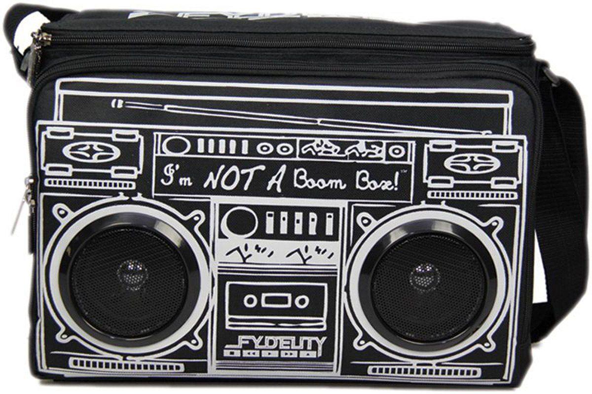 Le Boom Box Kylväska med högtalare