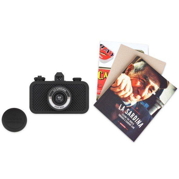Lomo Kamera La Sardina 8-Ball