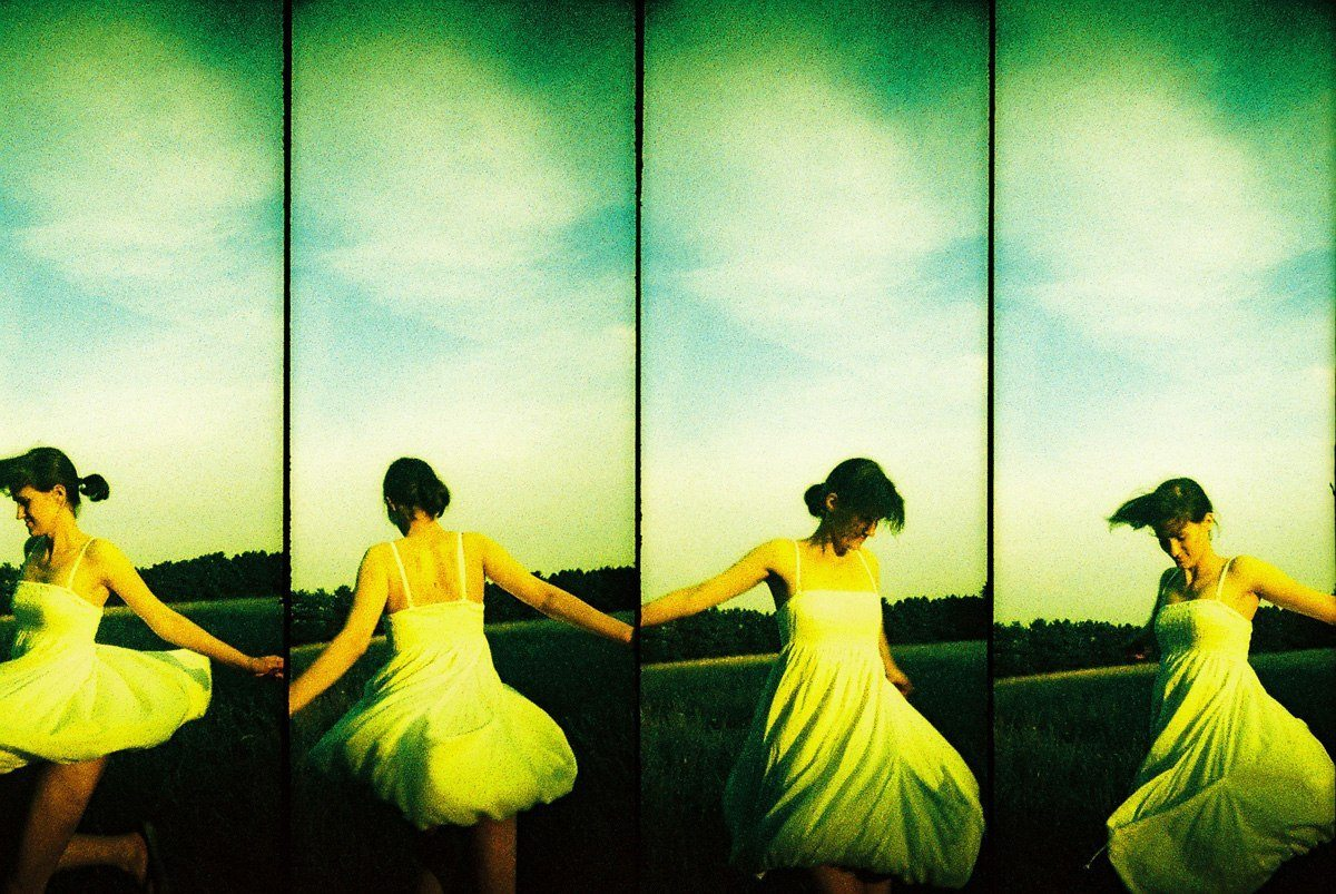 Lomo-kamera Super Sampler