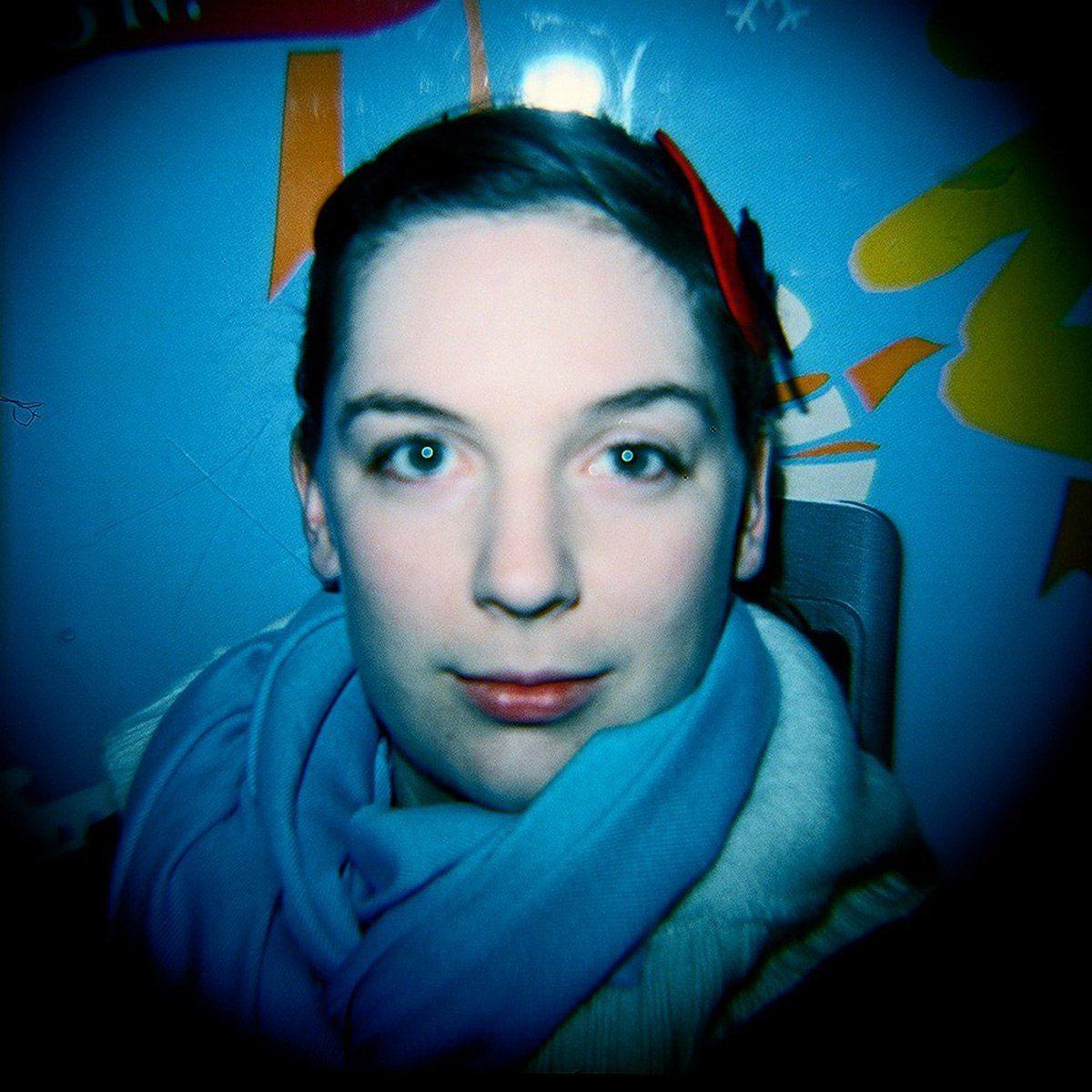 Lomokamera Diana F+ med blixt