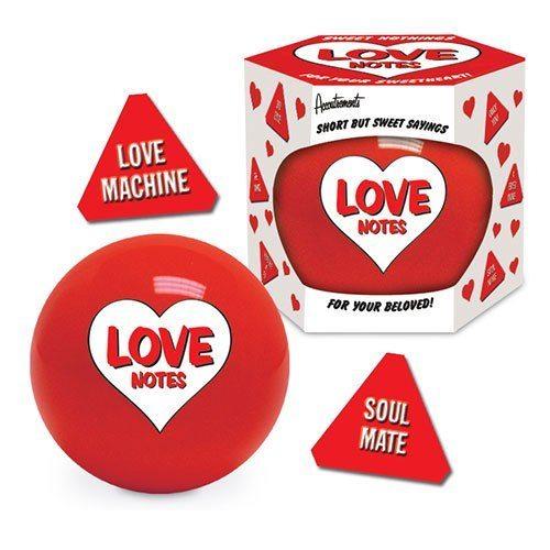 Love Notes Ball – Kärlekshälsningar