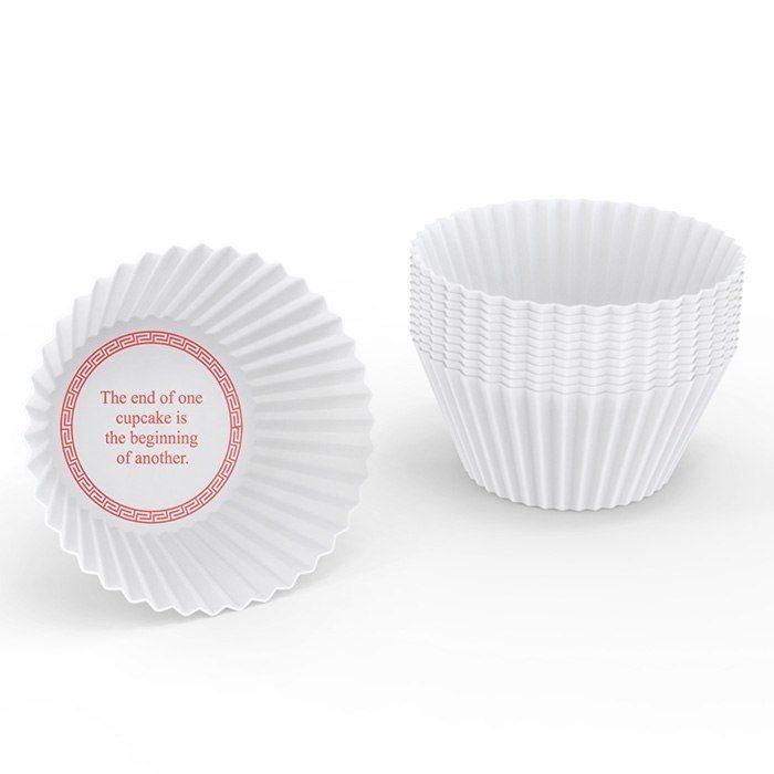 Lyckokaka - Muffinsformar