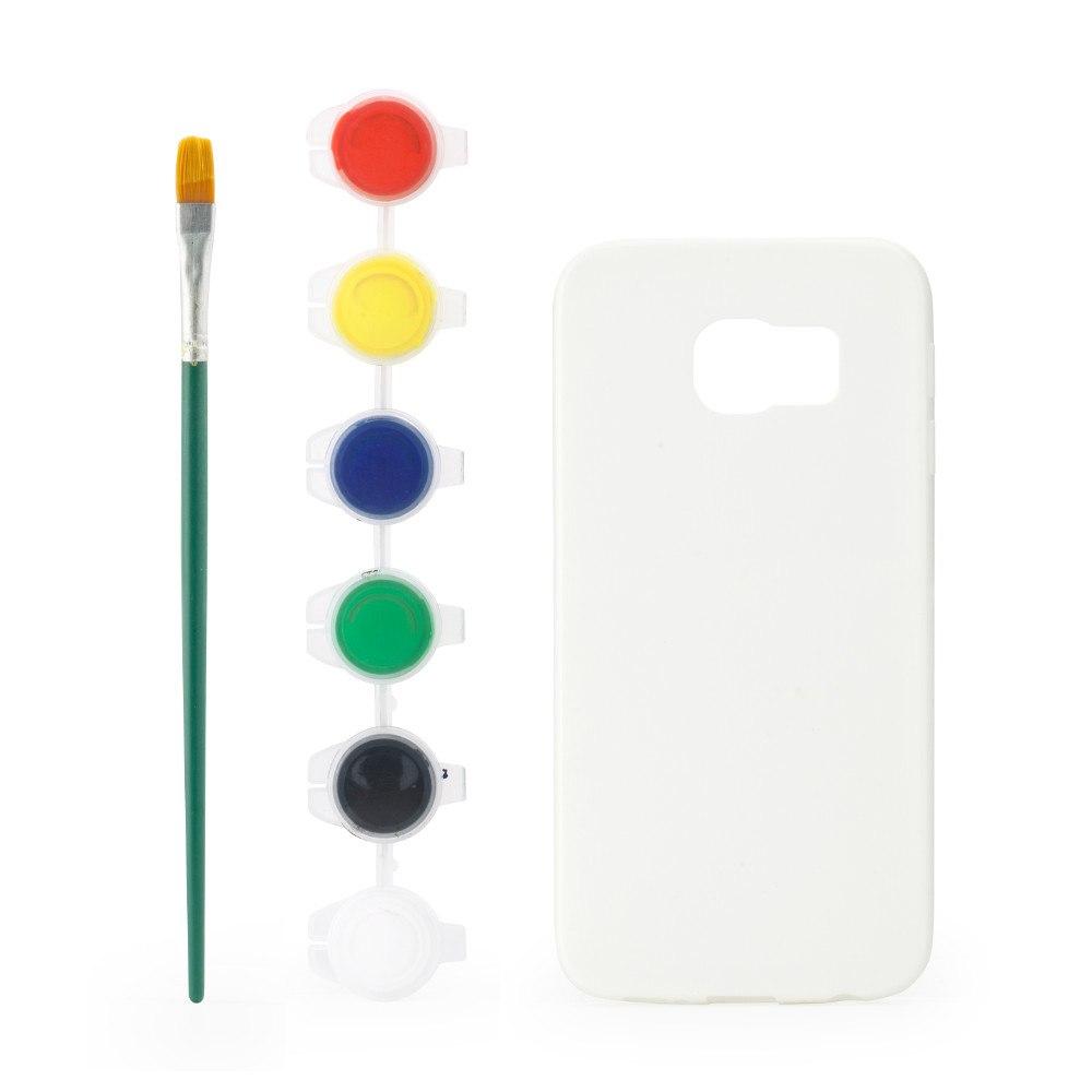 Måla ditt eget mobilskal