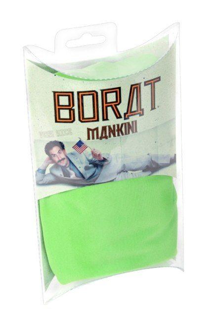 Mankini - Borats baddräkt för killar