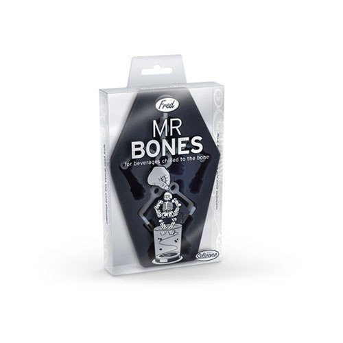 Mr. Bones Iskubsform