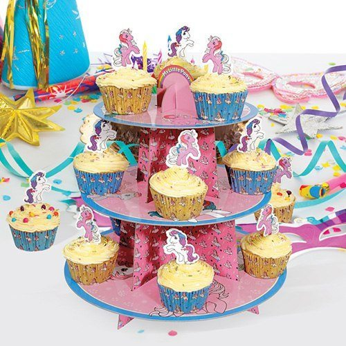 My little Pony Cupcake-etagefat