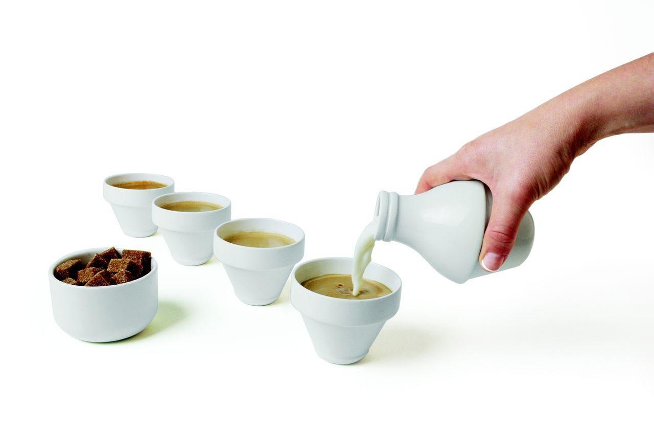 Noch etwas Milch? - Kaffee-/ Teeservice