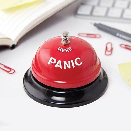 Panikplinga – Ringklocka till skrivbord