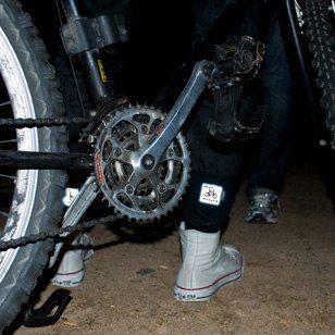 Reflekterande tillbehör till cyklister