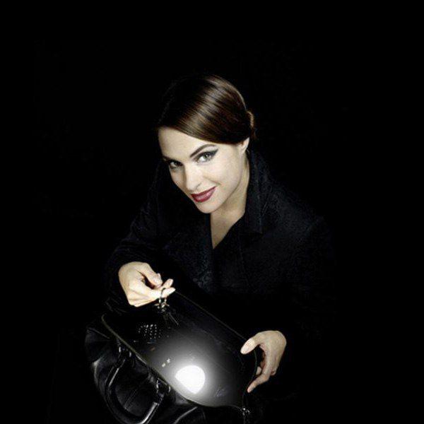 SOI Handväskelampa