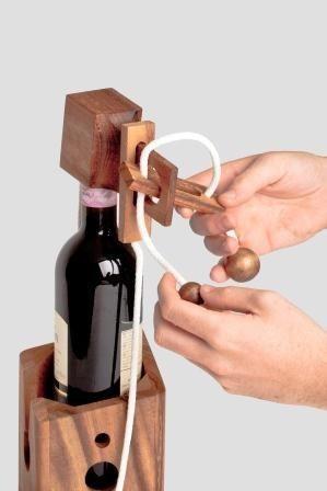 Tricky Flaskpussel