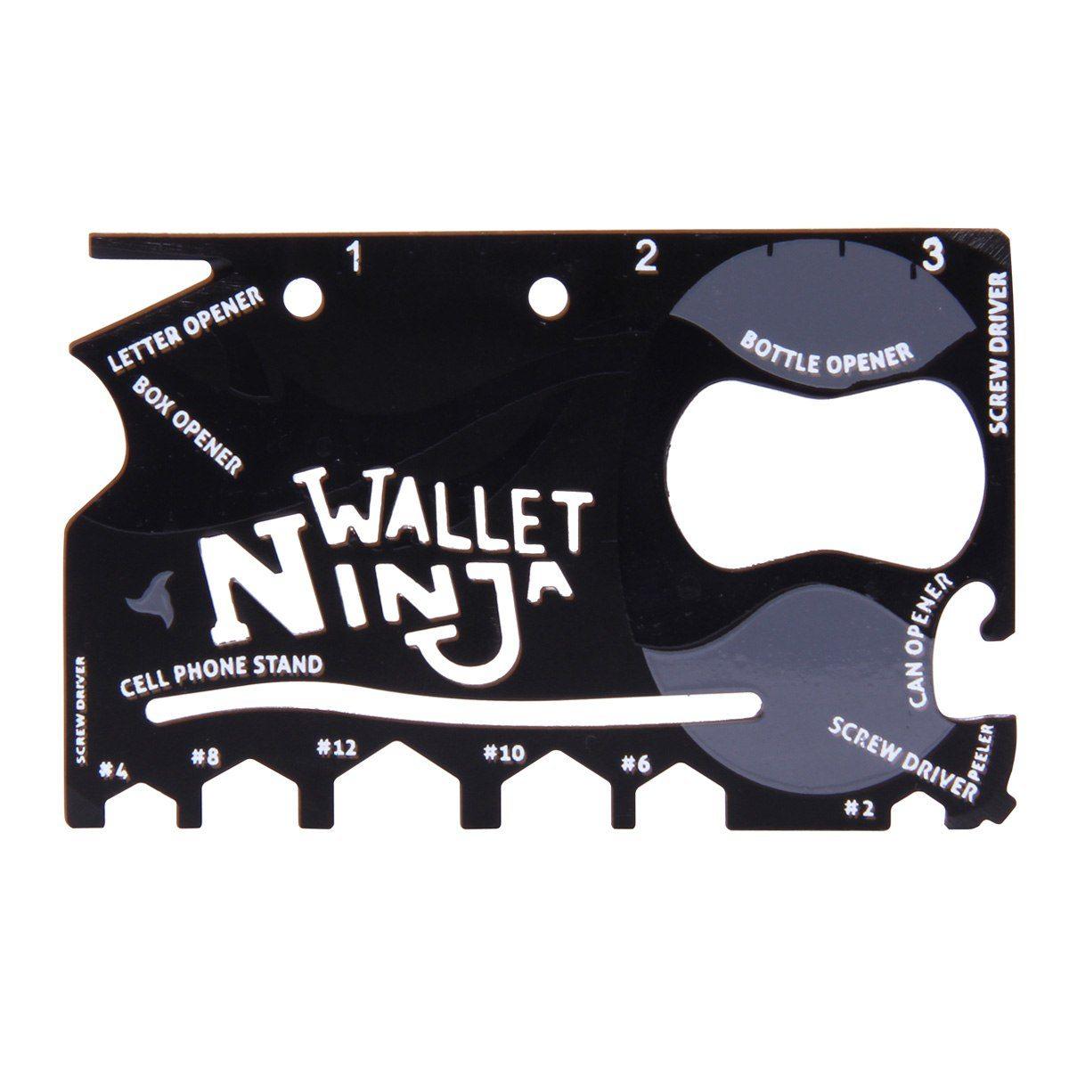 Wallet Ninja – Multiverktyg för plånboken