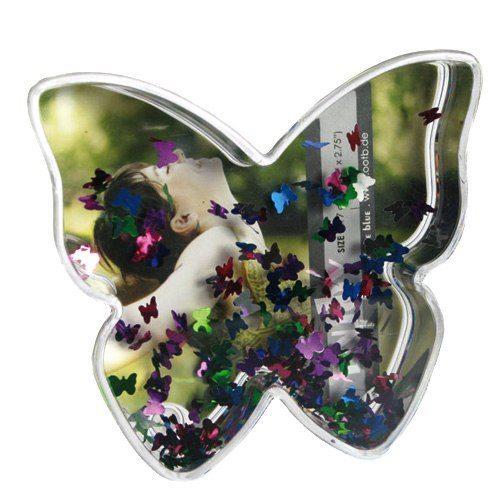 Bildram - Fjäril
