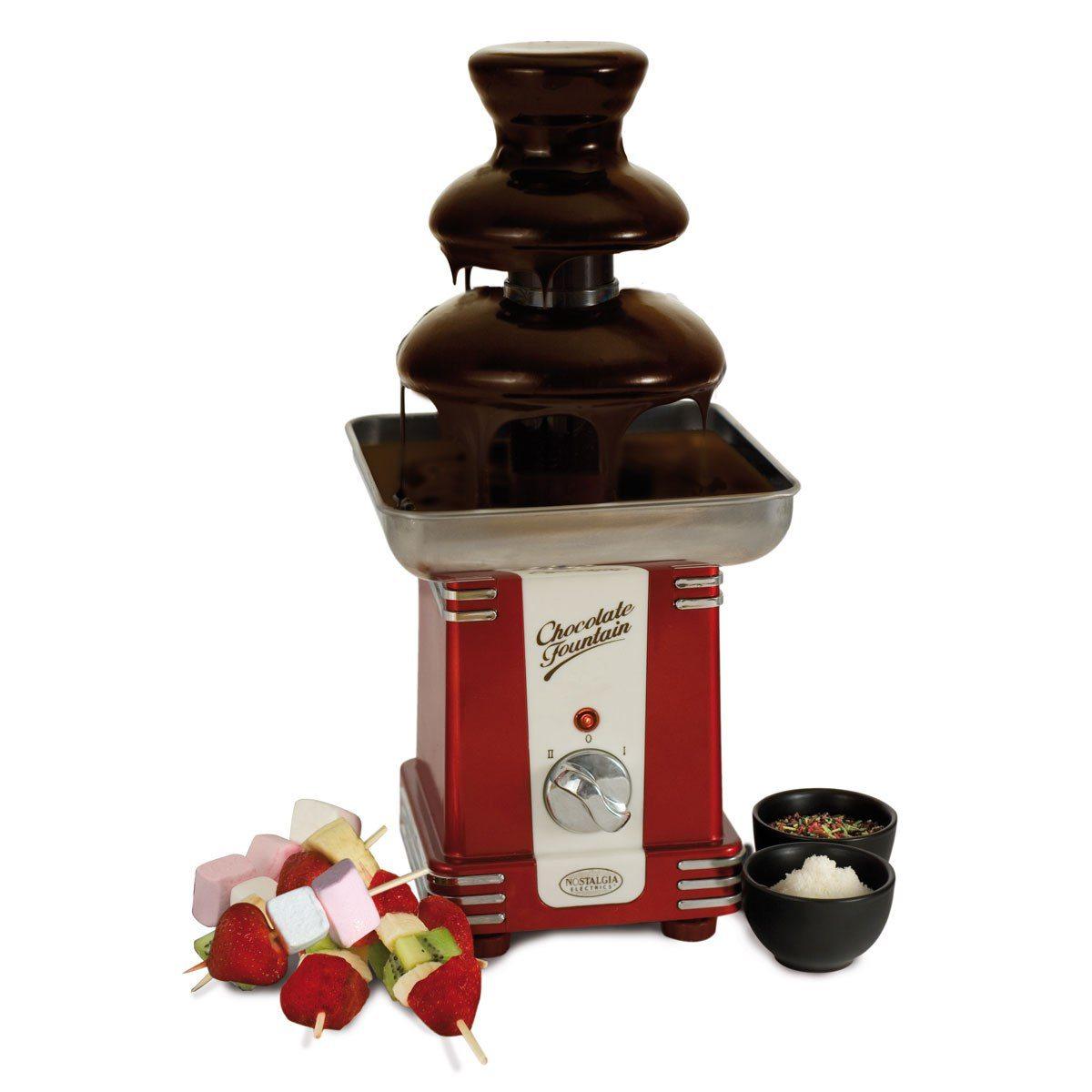 Chokladfontän