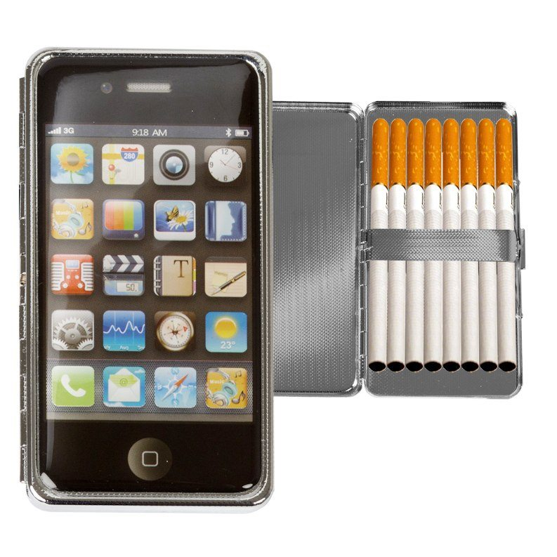 Cigarettetui Smartphone/Digitalkamera