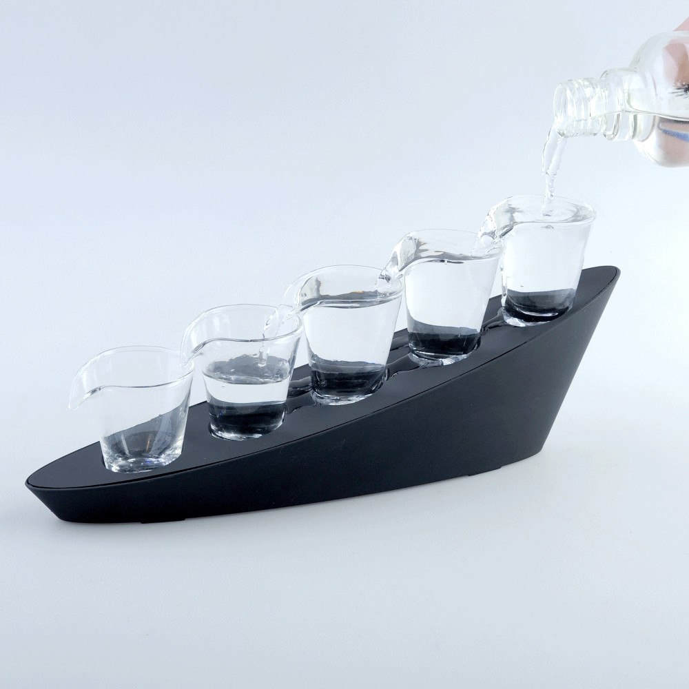 Domino Shotglas set