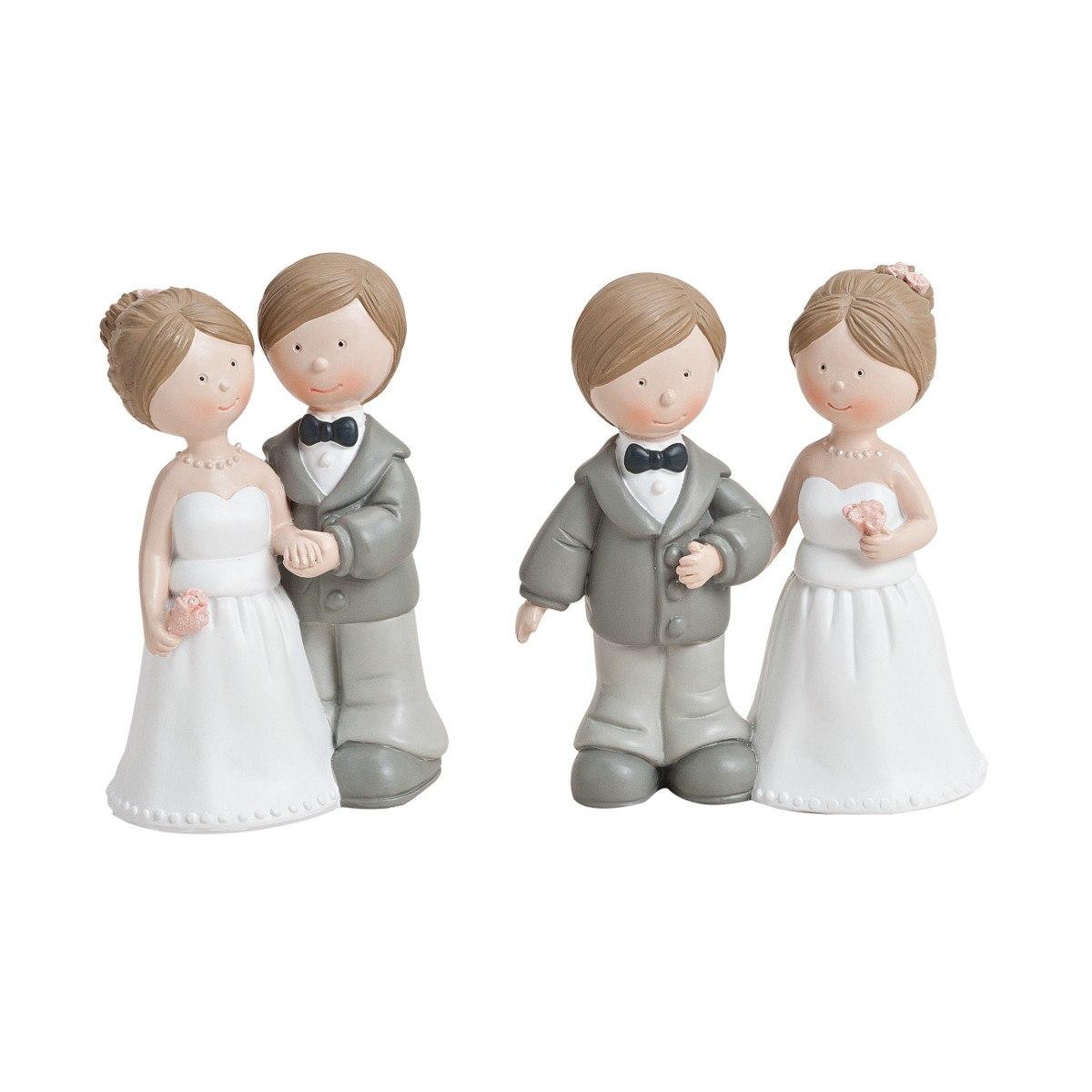 Figurkit- Bröllopspar