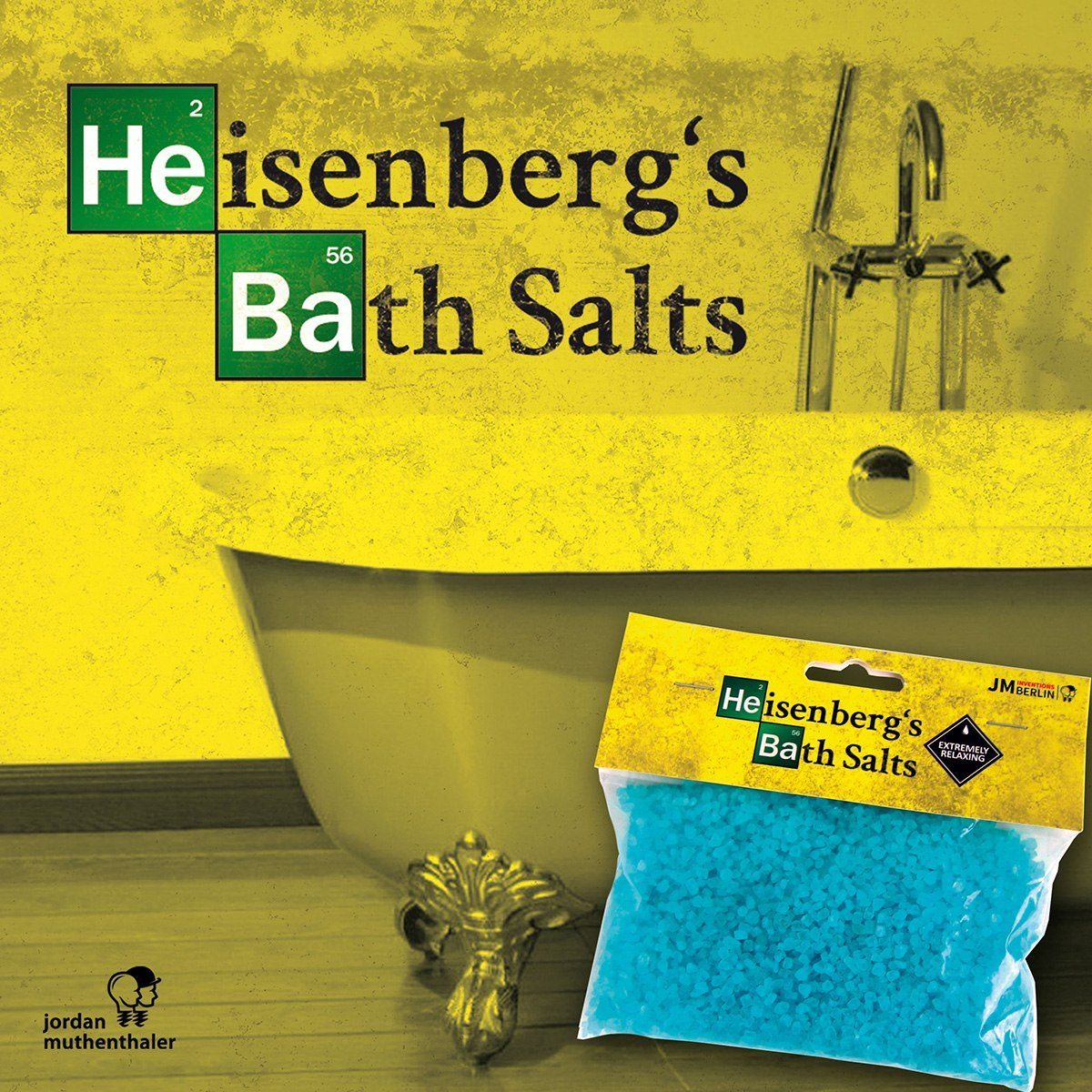Heisenberg badsalt