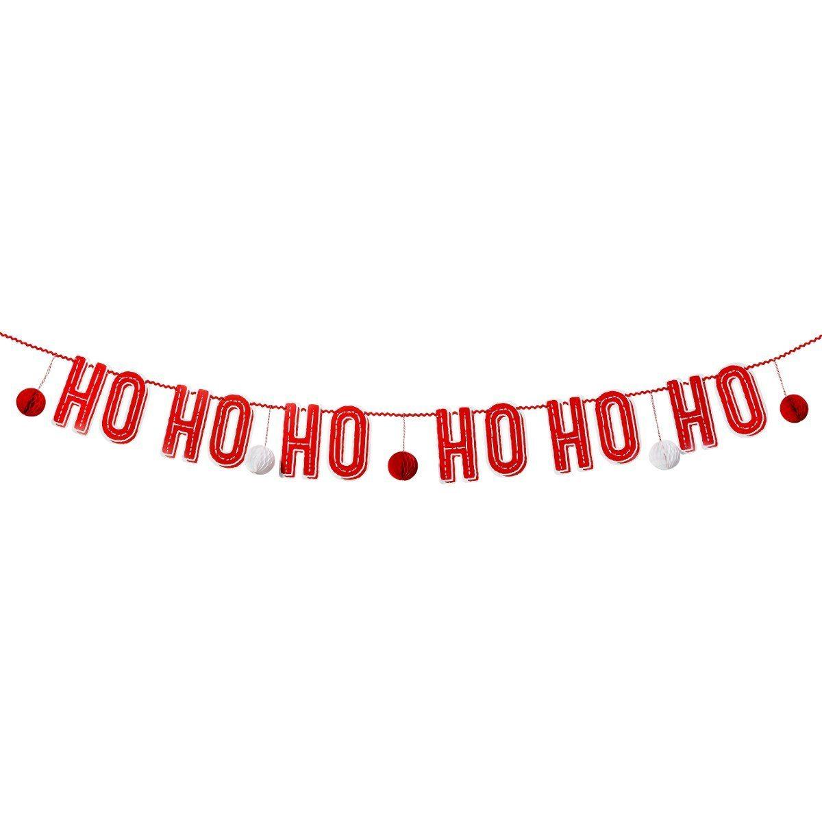Julvimpel 'Ho ho ho'