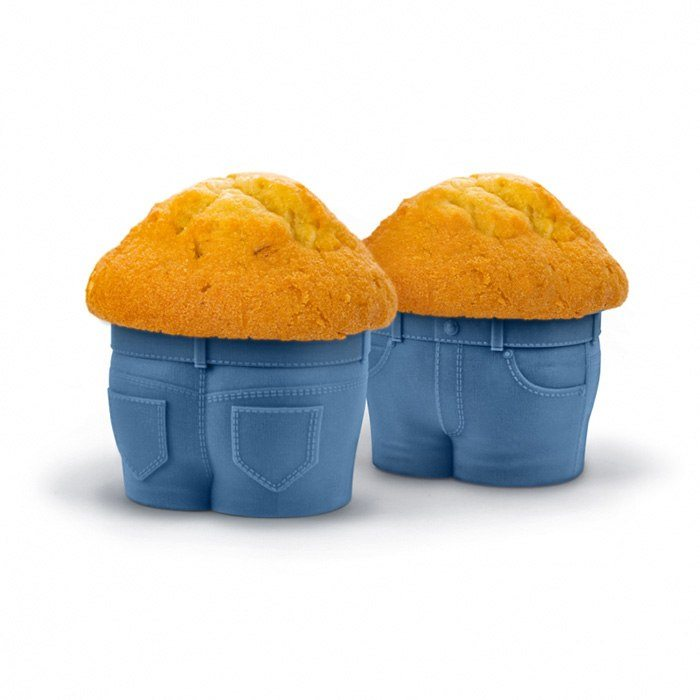 Kärlekshandtag Muffinsform