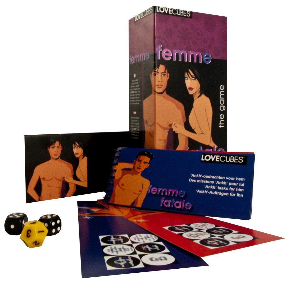 Love Cubes Femme Fatale
