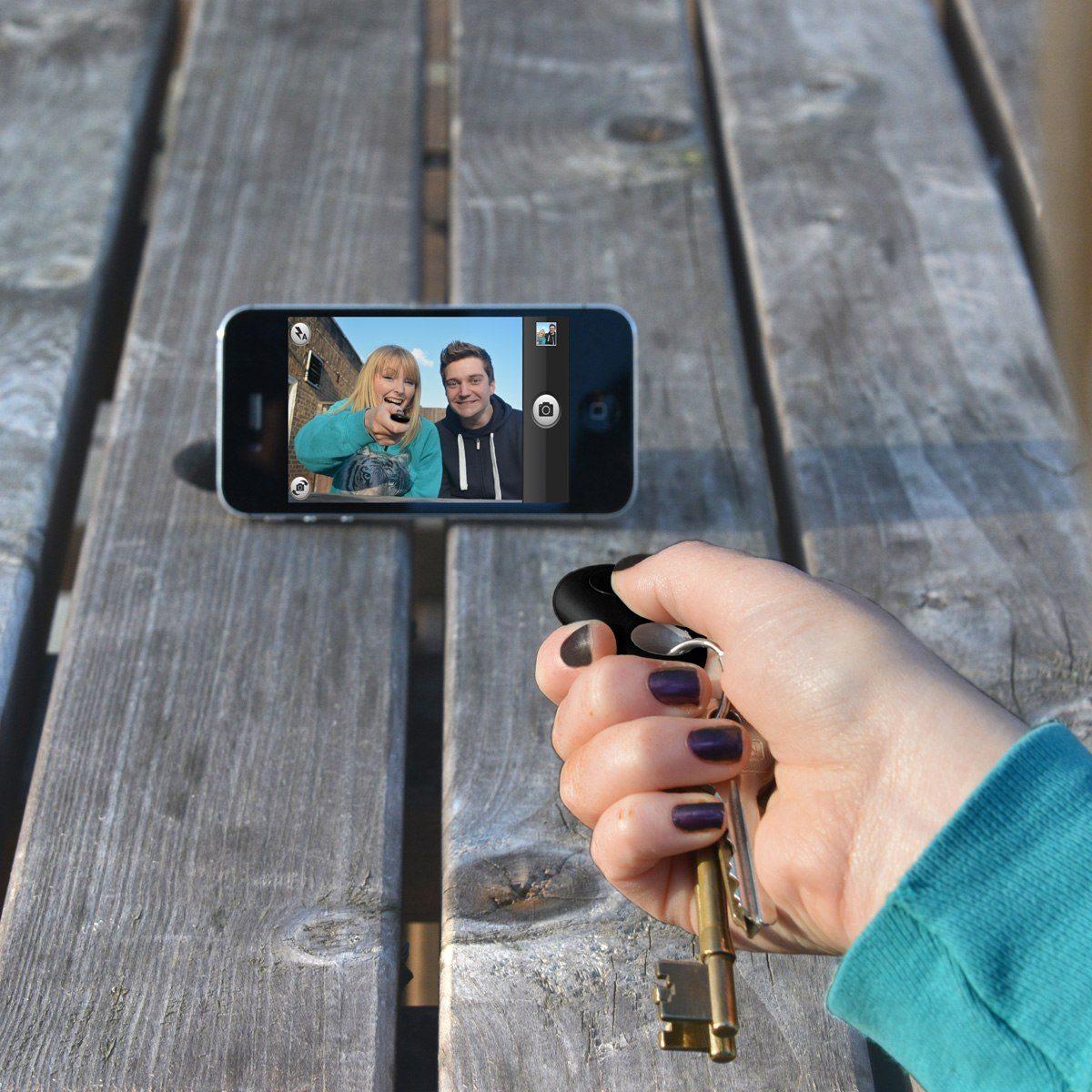 Mobil-finder med selfie-funktion