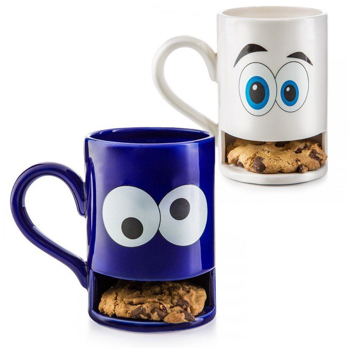 Mug Monsters - Mugg med kaffefack