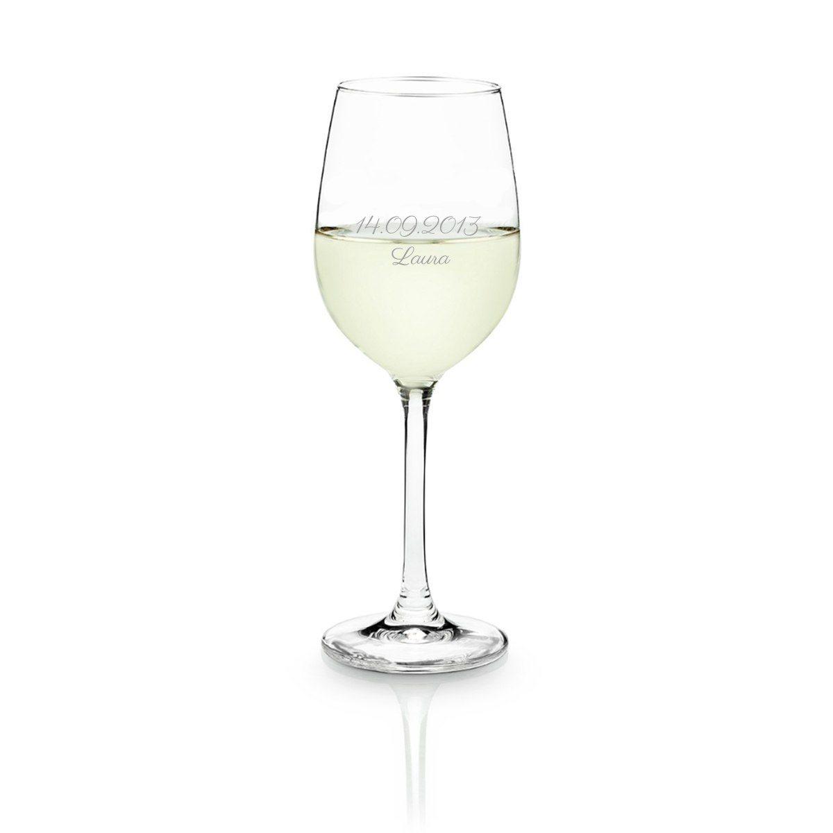 Personalisierbares Weißweinglas von Schott Zwiesel