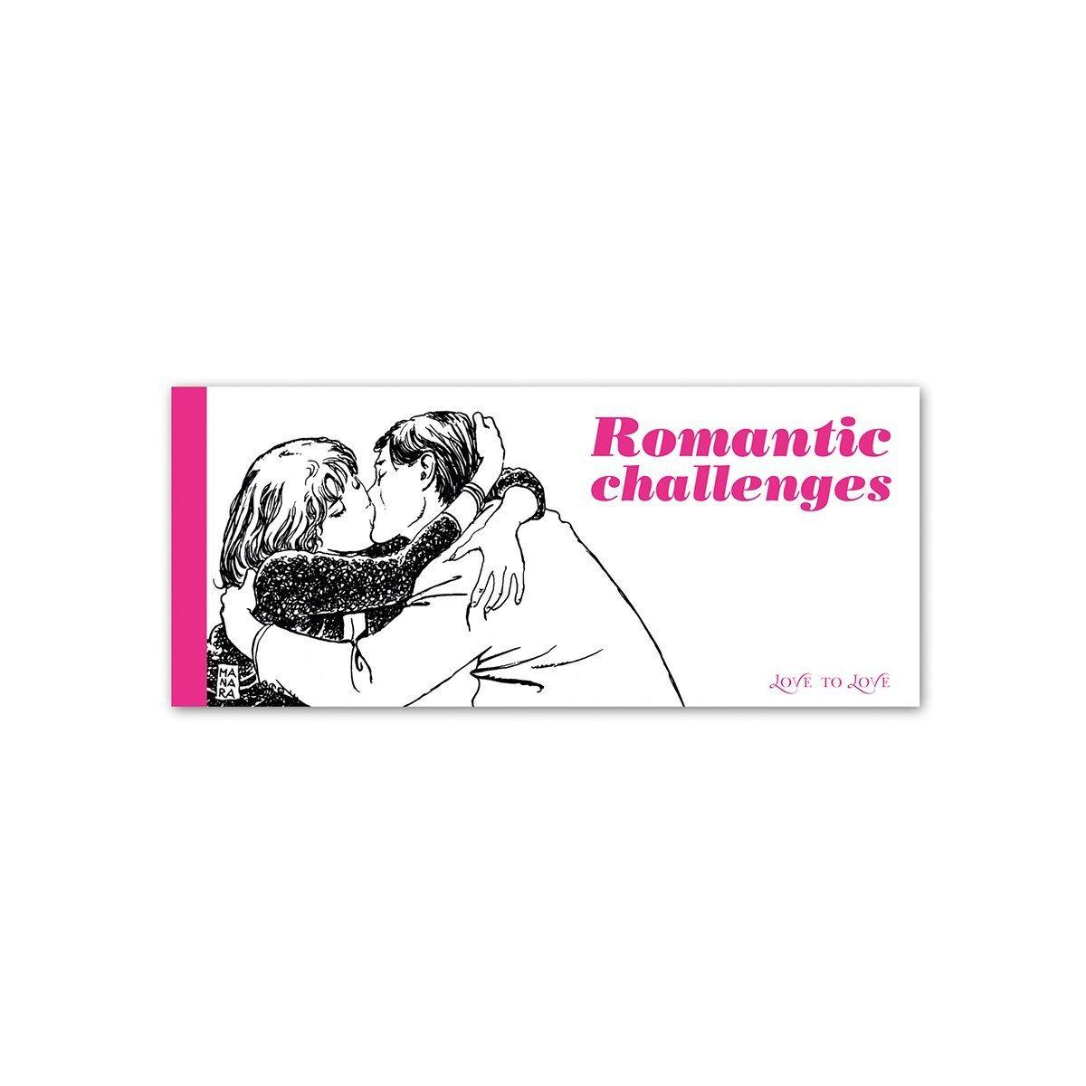 Romantiska utmaningar – Häfte